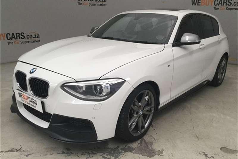 BMW 1 Series M135i 5 door 2014