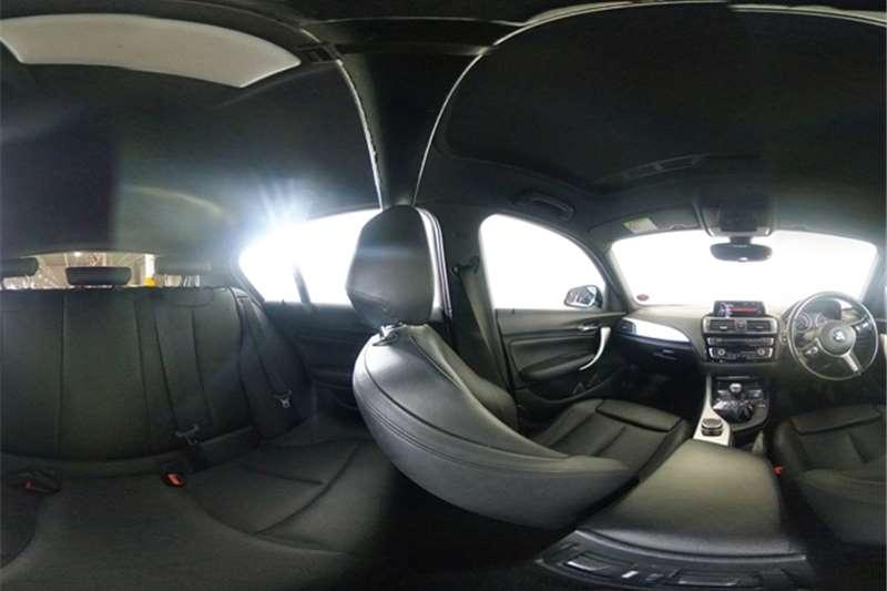 2016 BMW 1 Series M135i 5-door