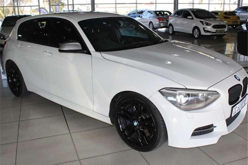 BMW 1 Series M135i 5 door auto 2012