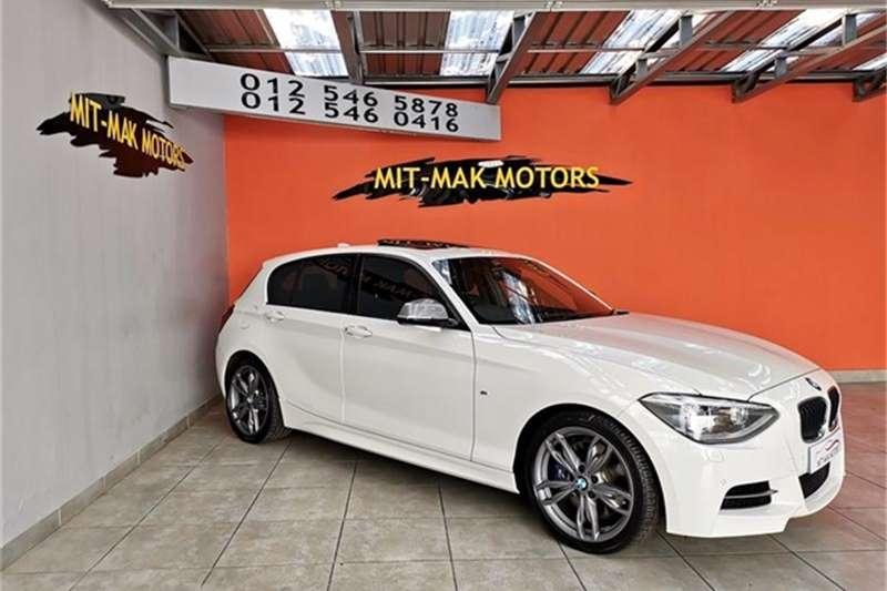BMW 1 Series M135i 5 door auto 2013