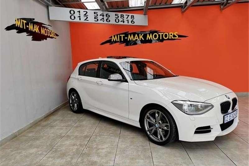 BMW 1 Series M135i 5-Door Auto 2014