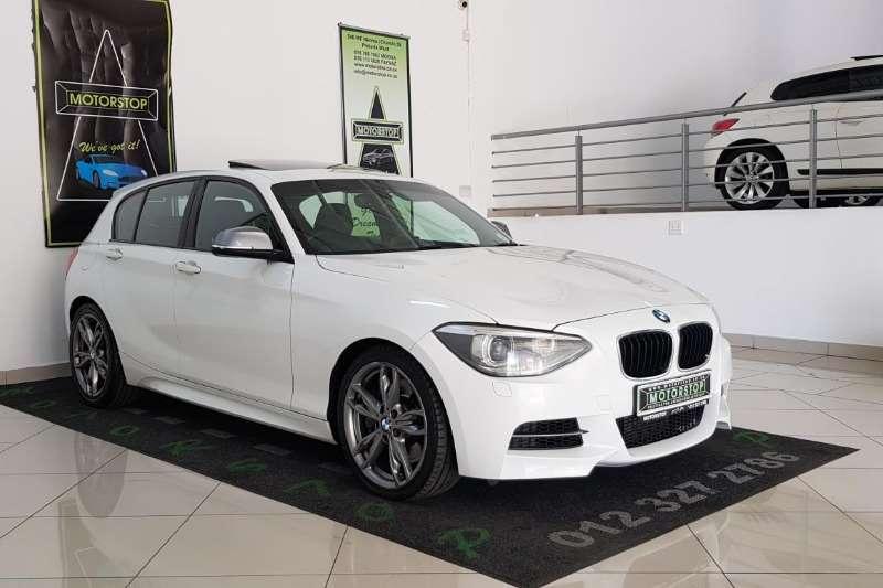 BMW 1 Series M135i 5 door sports auto 2012