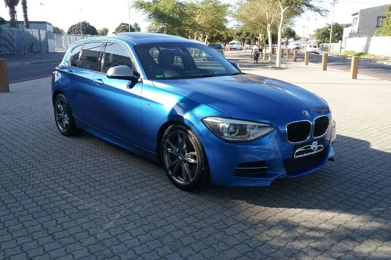 BMW 1 Series M135i 5-door sports-auto 2013