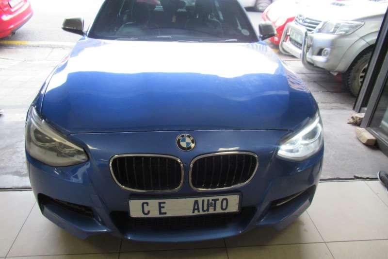 BMW 1 Series M135i 5 door sports auto 2014