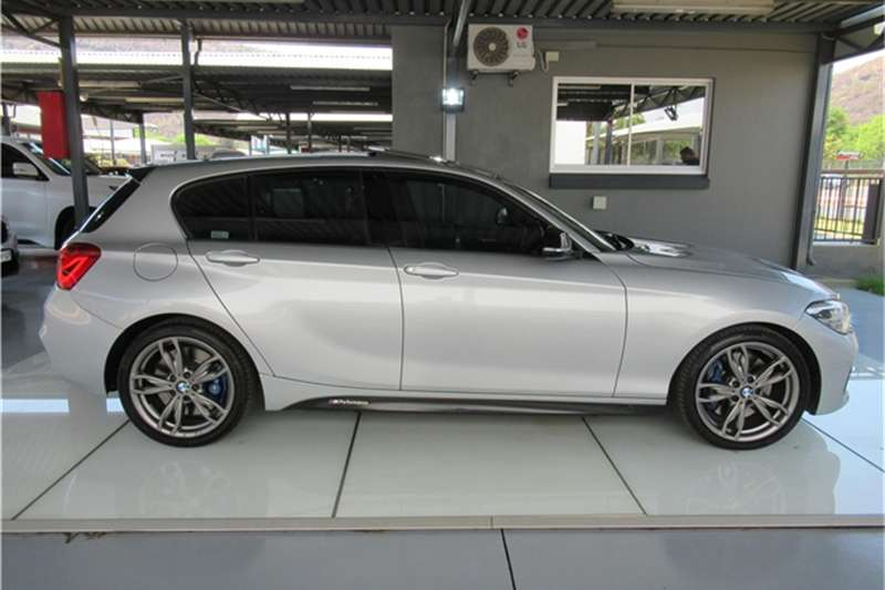 BMW 1 Series M135i 5 door sports auto 2015
