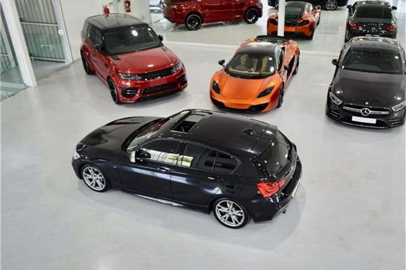 BMW 1 Series M135i 5 door sports auto 2015