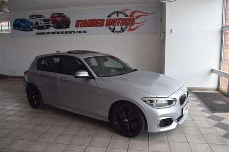 BMW 1 Series M135i 5 Door Sports Auto 2016