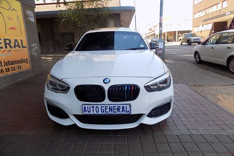 BMW 1 Series M135i 5 door sports auto 2018