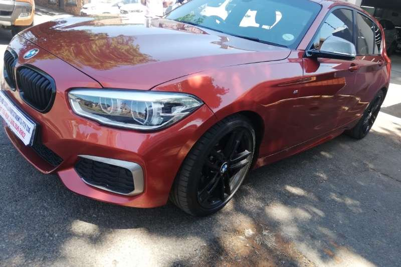 BMW 1 Series M140i 5 door 2018
