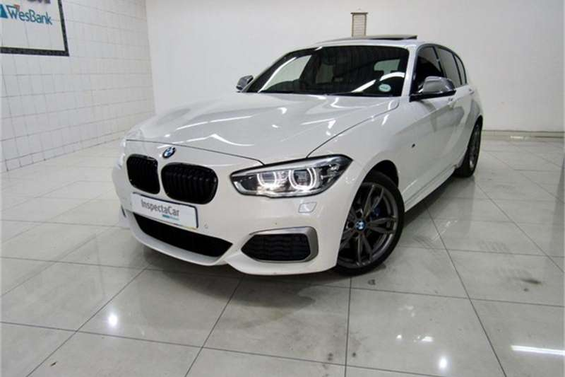 BMW 1 Series M140i 5 Door Edition Shadow Sports Auto 2017
