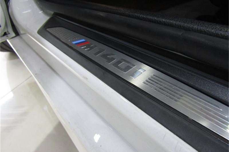 BMW 1 Series M140i 5-Door Edition Shadow Sports-Auto 2017
