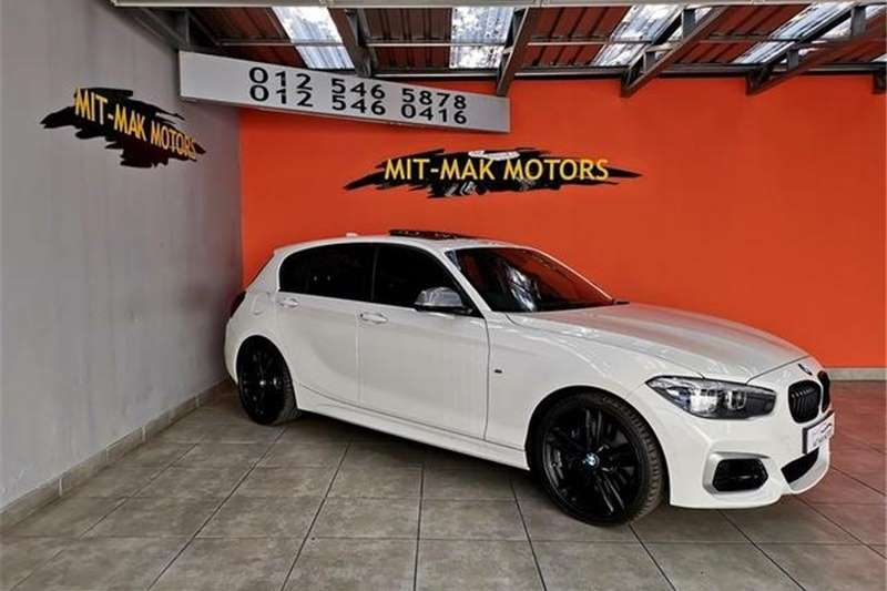 BMW 1 Series M140i 5 Door Edition Shadow Sports Auto 2018