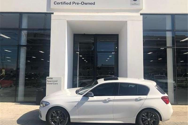 BMW 1 Series M140i 5 Door Sports Auto 2018