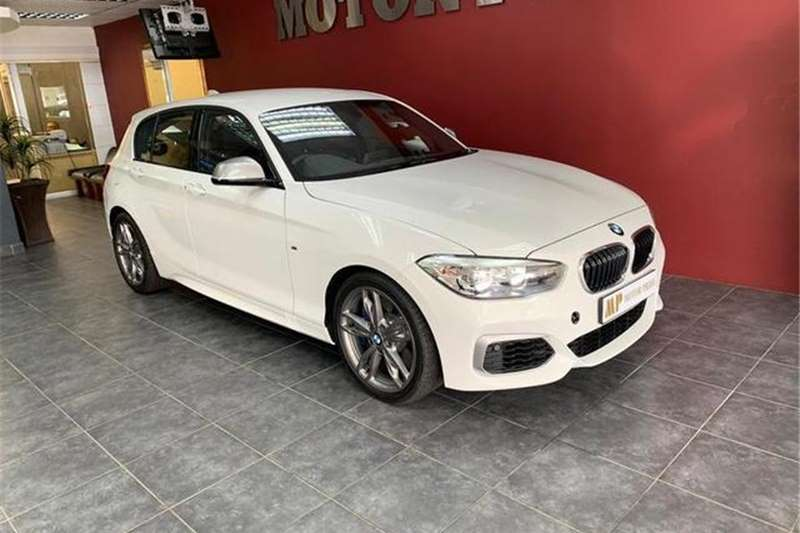 BMW 1 Series M140i 5 Door Sports Auto 2019