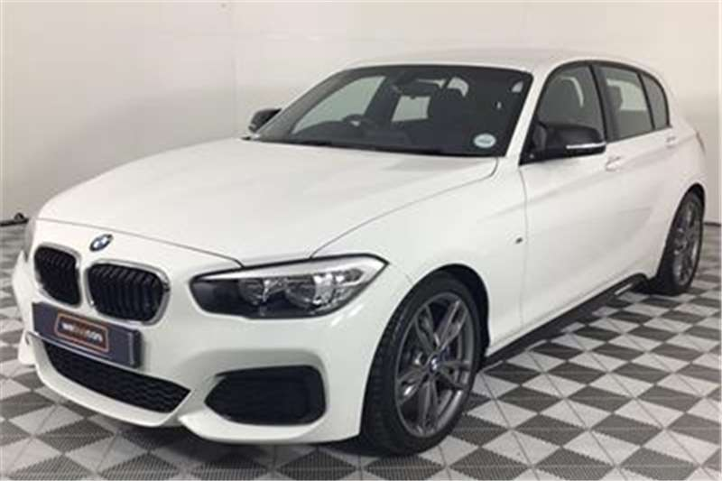 BMW 1 Series M140i 5-door sports-auto 2019