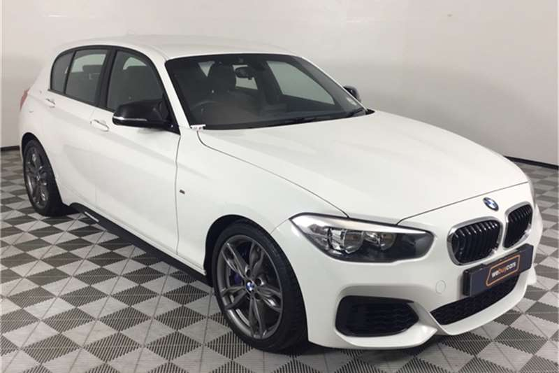 Used 2019 BMW 1 Series M140i 5 door sports auto