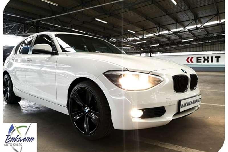 BMW 1 Series URBAN LINE 5DR A/T (F20) 2014