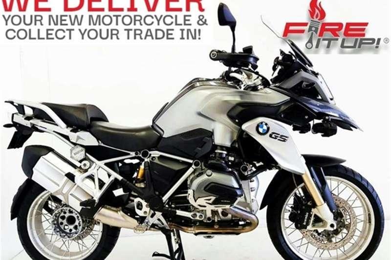 BMW 1200GS FULL SPEC 2014