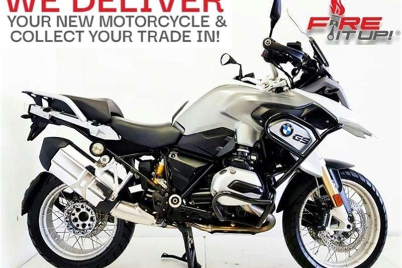 BMW 1200GS FULL SPEC 2017