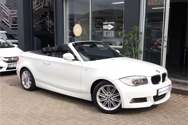 BMW 125i CONVERTIBLE 2012