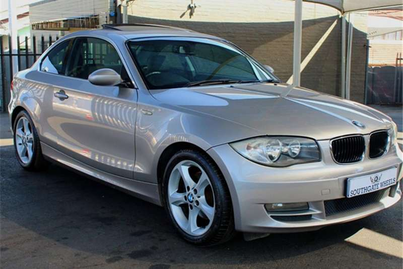 BMW 125i COUPE A/T 2009