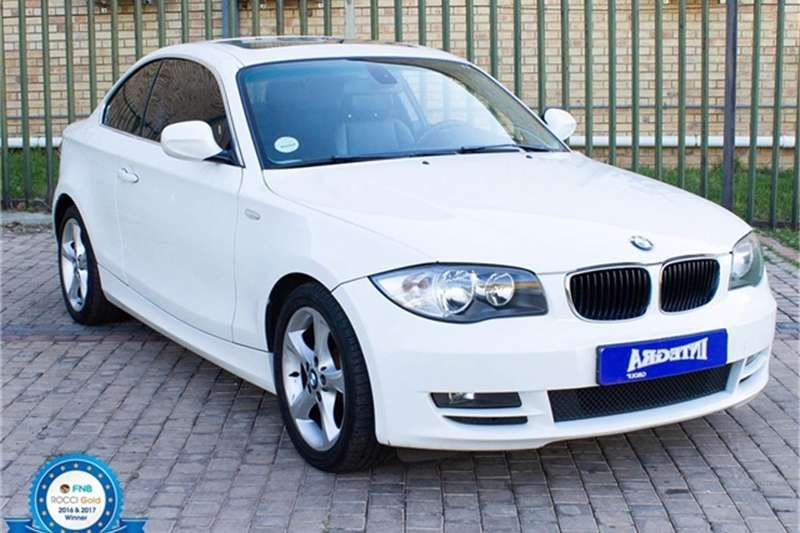 BMW 125i COUPE EXCLUSIVE A/T 2011