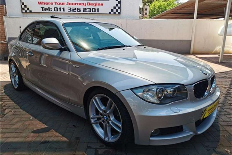 BMW 125i COUPE SPORT A/T 2010
