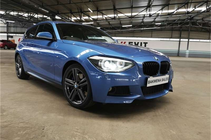 BMW 125i M SPORT 3DR A/T (F21) 2013