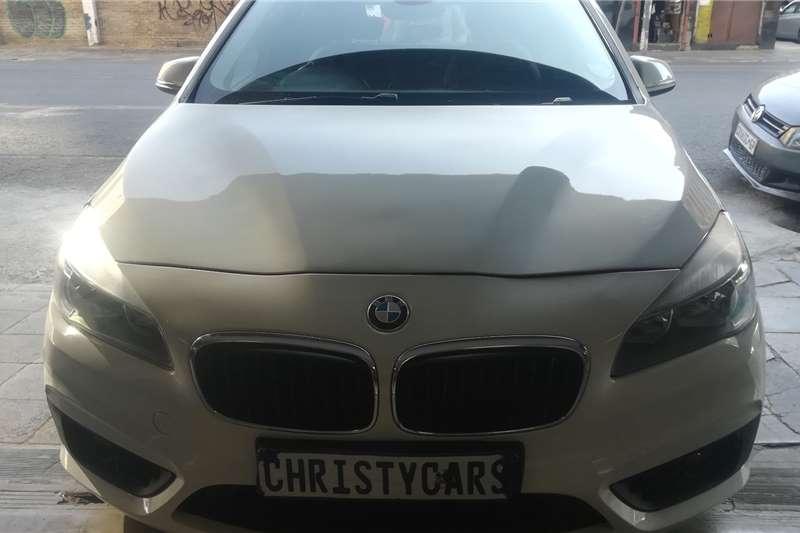 BMW 2 Series 218i 2016