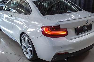 BMW 2 Series 220d coupe M Sport auto 2014