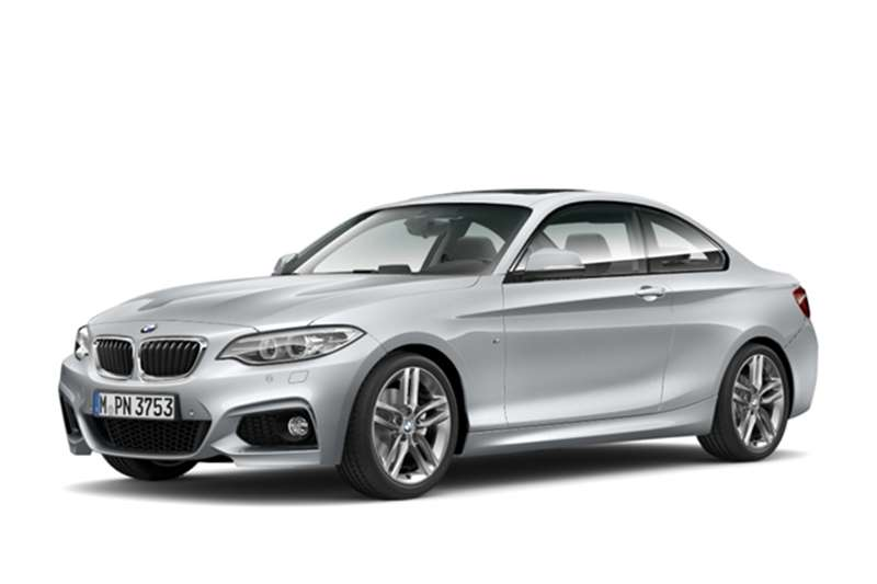 BMW 2 Series 220d coupe M Sport auto 2016
