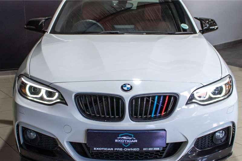 Used 2017 BMW 2 Series 220d coupe M Sport auto