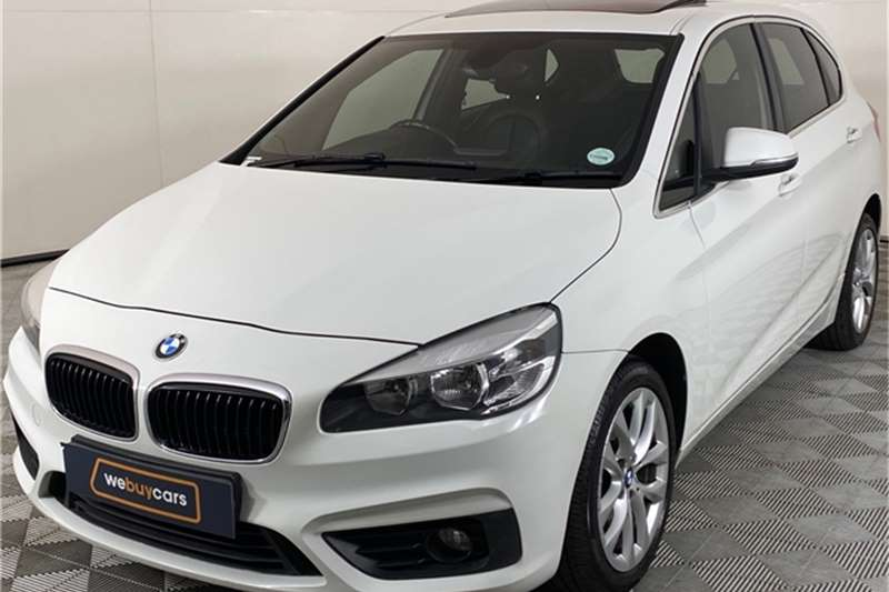 2015 BMW 2 Series 220d coupe Modern auto