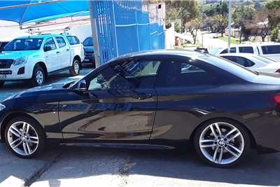Used 2016 BMW 2 Series 220i convertible Luxury auto