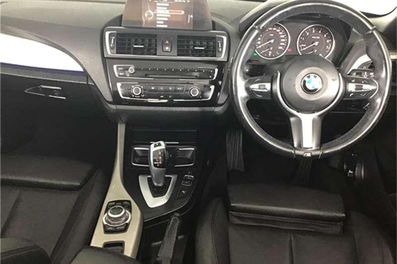 BMW 2 Series 220i convertible M Sport auto 2016