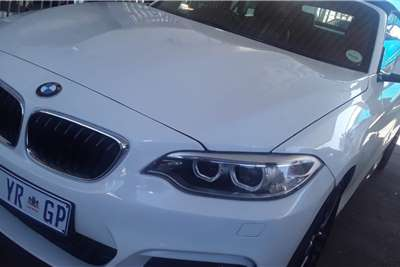 BMW 2 Series 220i convertible M Sport sports auto 2015