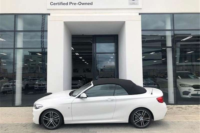 BMW 2 Series 220i Convertible M Sport Sports Auto 2019