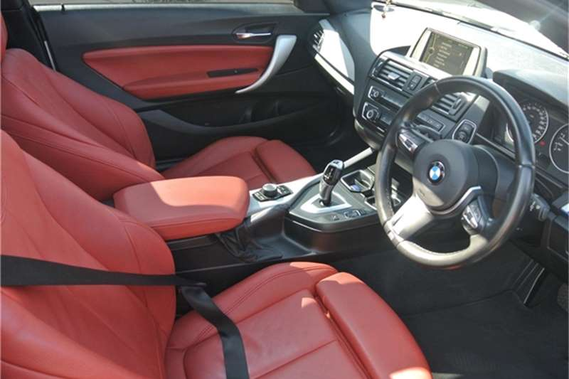 BMW 2 Series 220i Coupe Luxury 2015