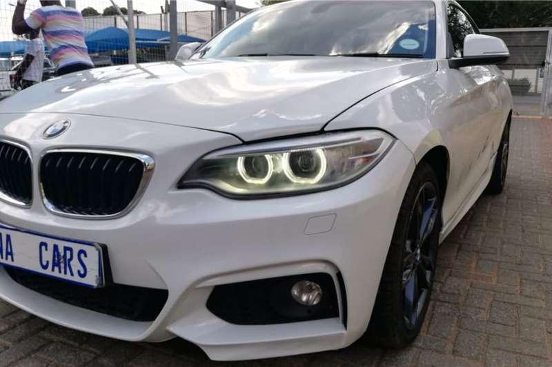 Used 2015 BMW 2 Series 220i coupe Luxury auto