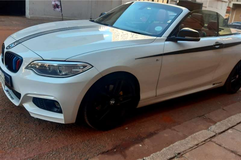 Used 2015 BMW 2 Series 220i coupe M Sport