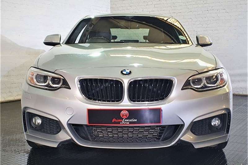 Used 2015 BMW 2 Series 220i coupe M Sport auto