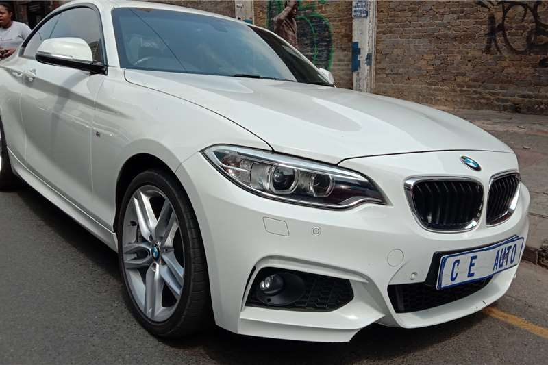 Used 2014 BMW 2 Series 220i coupe Sport