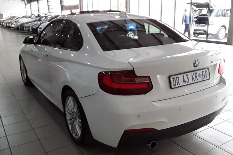 2015 BMW 2 Series 220i coupe Sport