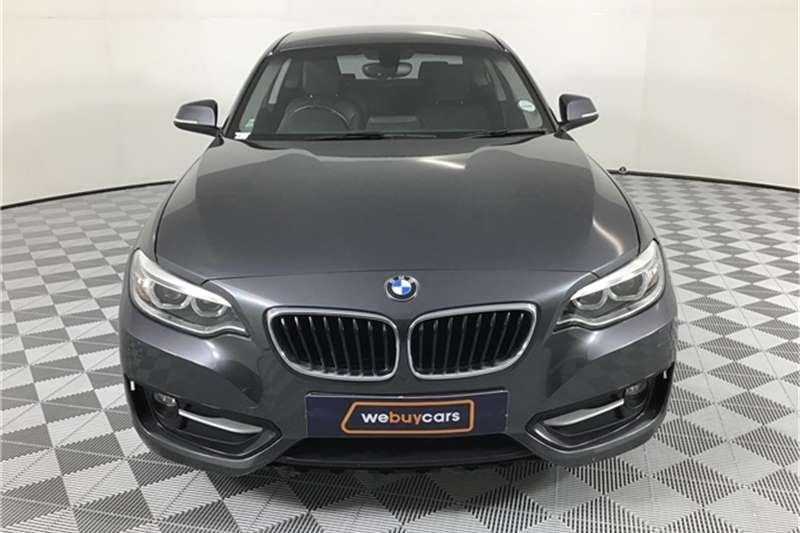 BMW 2 Series 220i coupe Sport 2016