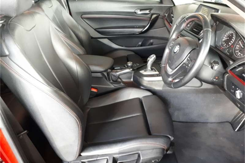 BMW 2 Series 220i coupe Sport auto 2015