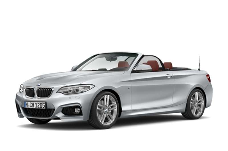 BMW 2 Series 228i convertible M Sport auto 2016