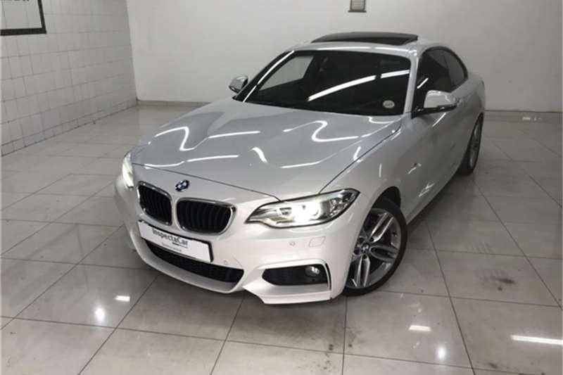 BMW 2 Series 228i Coupe M Sport Auto 2015