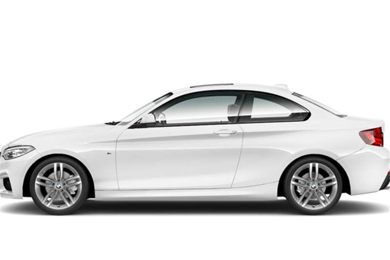 BMW 2 Series 228i coupe M Sport auto 2016