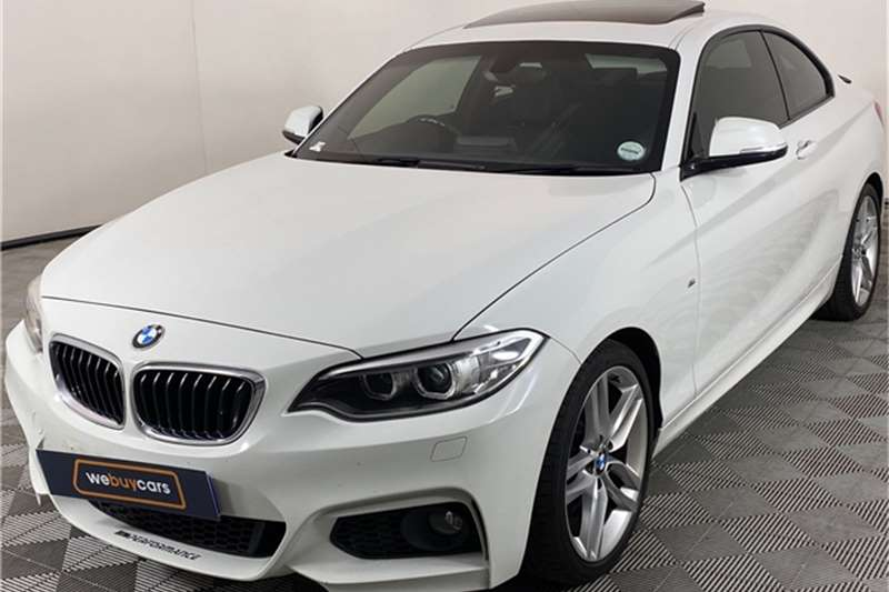 Used 2016 BMW 2 Series 228i coupe M Sport auto