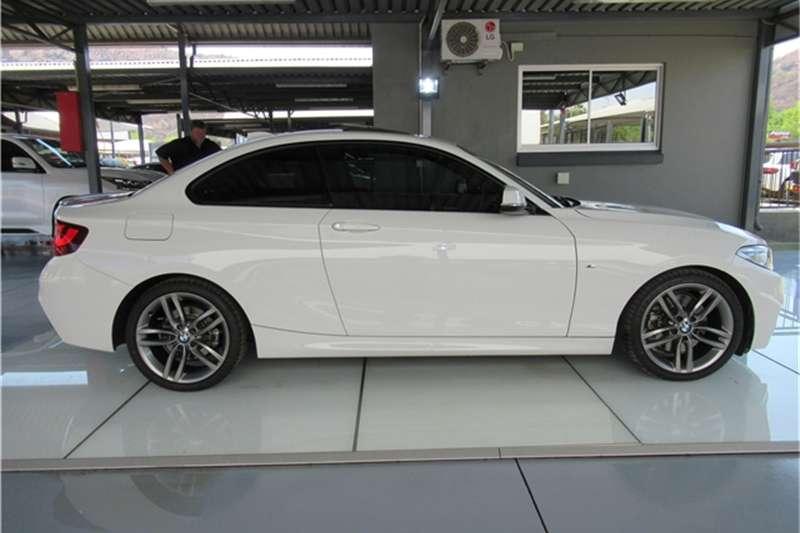 BMW 2 Series 230i coupe M Sport auto 2016